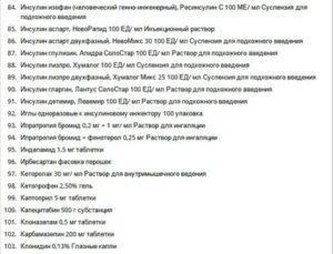 Список Лекарств Для Детей До 3 Лет Бесплатно 2020 Москва