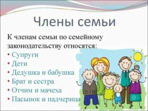 Кто является молодой семьей в рф возраст