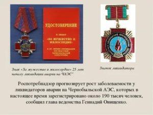Размер пенсии ликвидаторам чаэс 1986 87 в россии в 2020 году