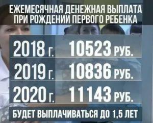 Что Дают За Третьего Ребенка В 2020 Году В Ульяновске