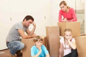 С чего начать бракоразводный процесс если есть дети и ипотека