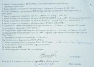 Мне пришло письмо об аресте имущества но указан другой человек
