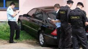 Приставы арестовали авто можно ли его забрать до суда?