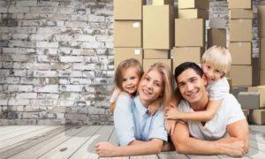 У жены несовершеннолетний ребенок от первого брака взять ипотечный кредит
