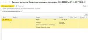 Списание Материала Стоимостью Свыше 40 000 Рублей