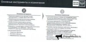 Почта россии сокращение штата в 2020 году в почтамтах