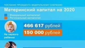 Материнский Капитал В 2020 Году В Башкортостане За Первого Ребенка