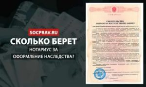 Сколько Стоит Открыть Наследственное Дело У Нотариуса В Москве Цена