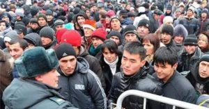 Мигранты Из Узбекистана В России Статистика 2020