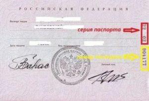Пом расшифровка в паспорте