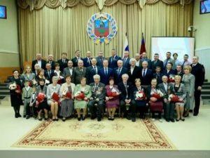 Список Награжденных Ветеранов Труда Алтайского Края За 2020