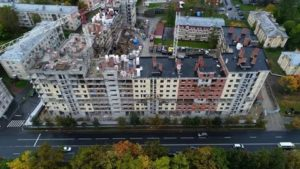 Строительство Реновация Астрид 2020