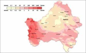 Льготы в чернобыльской зоне в брянской области