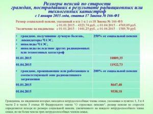 Право чернобыльца инвалида на вторую госуд   пенсию