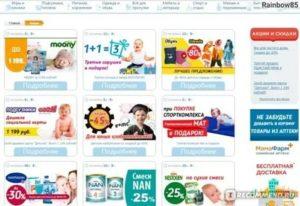 Магазины По Детской Карте Спб 2020