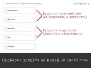 Проверка Запрета На Въезд В Рф Иностранным Гражданам Узбекистана