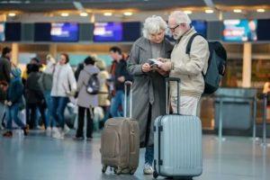 Проезд к месту отдыха для военных пенсионеров в 2020 году