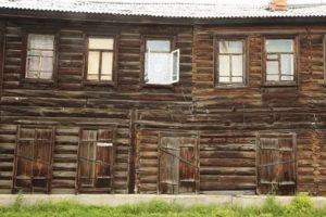 Снос Ветхого Жилья В Северобайкальске В 2020 Году