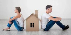 Развод при ипотеке и если муж против