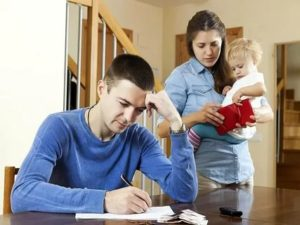Льготы молодым семьям студентам