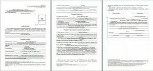 Образец заявления на гражданство рф по браку 2020