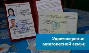 Что Дает Удостоверение Многодетной Мамы В Перми