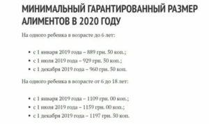 Сколько Алиментов Должен Платить Безработный Отец В 2020
