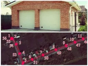 Можно ли купить гараж без межевания