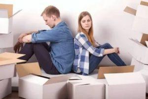 Развод с 2 детьми и ипотекой