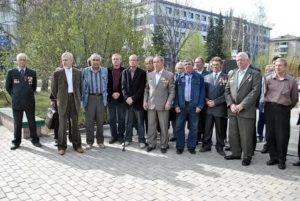 Общество чернобыльцев в москве