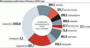 Статистика Сколько Гасторбайтеров В Москве