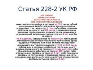 Поправки по 228 1 в 2020 году
