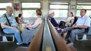Льготы на проезд городским транспортом северянам